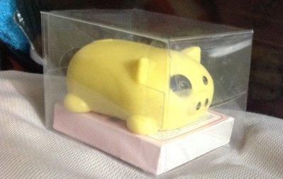 全新可愛黃豬按下去有豬叫聲有笑聲燈會亮很可愛