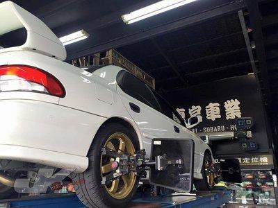 JK RACING避震器 Subaru速霸陸 97~02 IMPREZA GC8 (WRX)