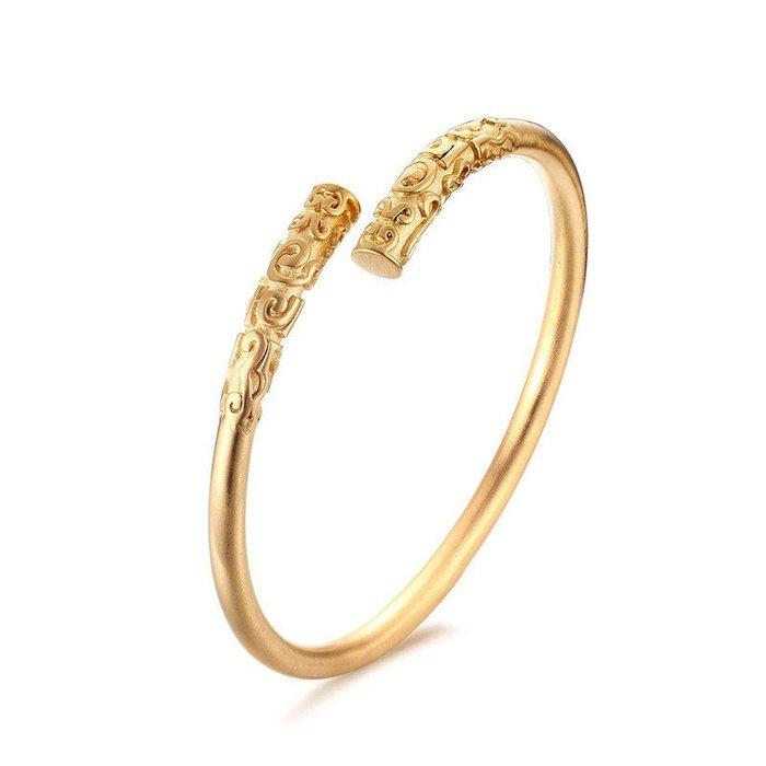 金箍棒 手鐲定海神針鈦鋼手飾潮男 配飾飾品緊箍咒手環