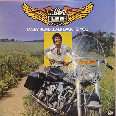 §小宋唱片§ 德版/Leapy Lee – Every Road Leads Back To You/二手西洋黑膠
