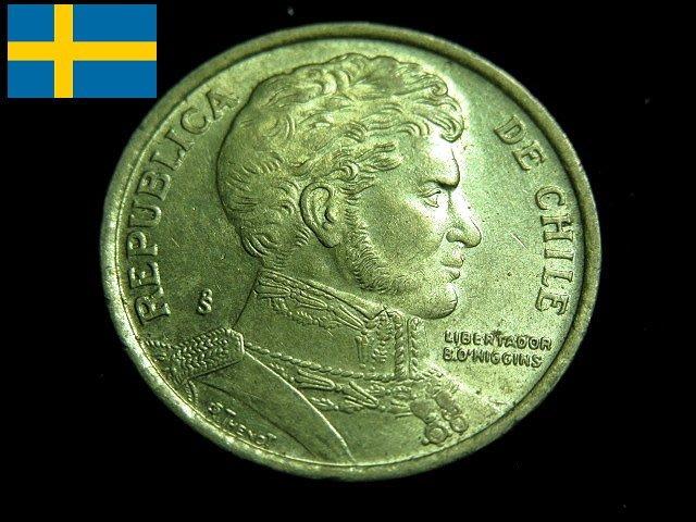【 金王記拍寶網 】T1827  瑞典 錢幣一枚 (((保證真品)))