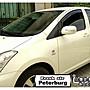 比德堡崁入式晴雨窗  豐田Toyota New Wish 2010-2016年專用(全車四片)  原廠品質 OEM正品