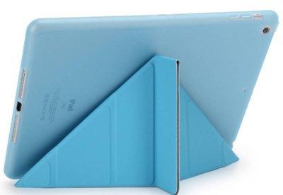 彰化手機館 iPad2 皮套 平板週邊 平板皮套 支架站立 Apple 保護套 超薄 三折 IPAD3 IPAD4 軟殼