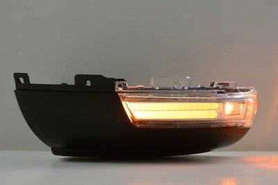 金強車業 VW大眾 TIGUAN途觀 後視鏡側燈 LED方向燈 小燈 定位燈 位置燈 迎賓燈  三功能側燈