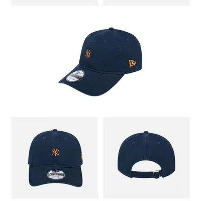 南 2021 4月 New Era MLB 洋基隊 NYC 棒球帽 鴨舌帽老帽 運動帽 帽子 男女 可調式
