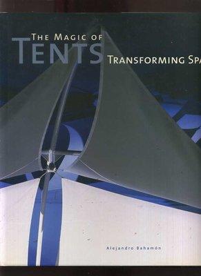 【易成中古書】《The magic of tents 》981245103X││671