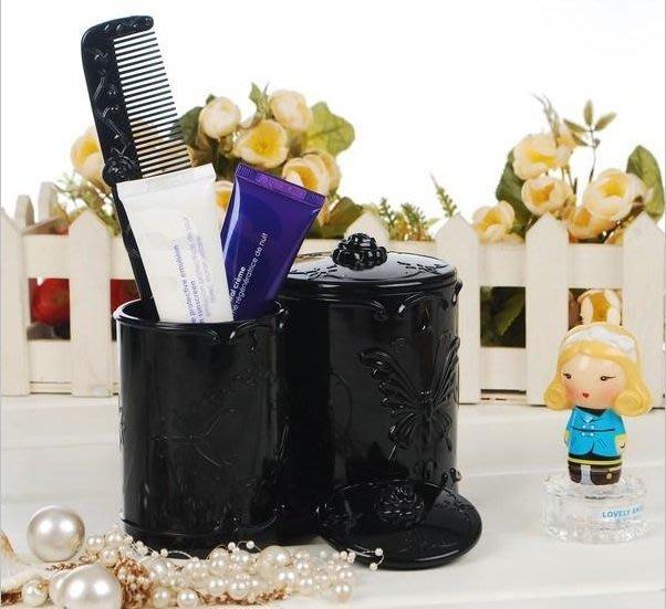 蘇菲亞精品傢飾~薔薇飾品收納盒化妝品收納盒/美妝小物