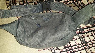 品牌腰包13x21cm至38腰都可使用(桌(袋))