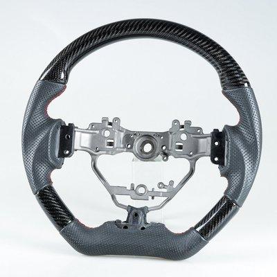 [卡夢碳纖維+真皮] 方向盤 Lexus IS CT NX IS200 CT200h NX200用