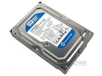 蘆洲小虎電腦  二手WD3.5吋硬碟 500G SATAII 硬碟 7200轉 店面保固一個月