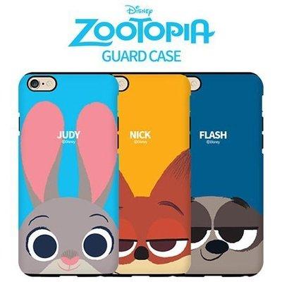 Zootopia 動物方城市 雙層防摔 手機殼│S7 Edge S8 S9 Plus Note5 Note8│z7192