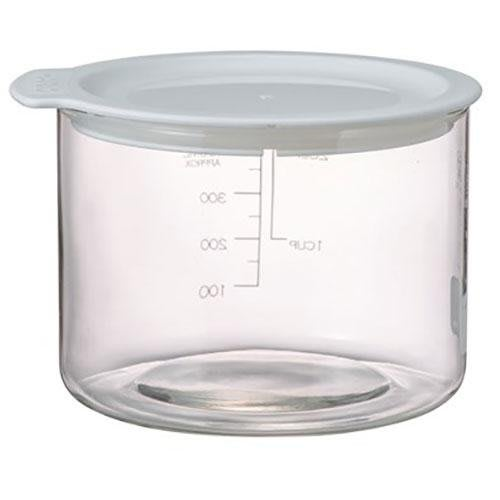 [霜兔小舖]日本代購 日本製 HARIO 果乾 醃製 小物 收納罐 400ML
