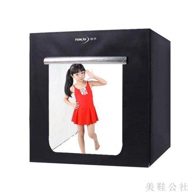 攝影棚 LED調光攝影棚套裝大型拍攝影棚 ZB1291