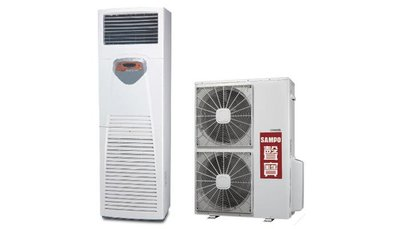 SAMPO 聲寶 APF-PC140/AUF-PC140 24-25坪 單相220V 定頻箱型冷氣