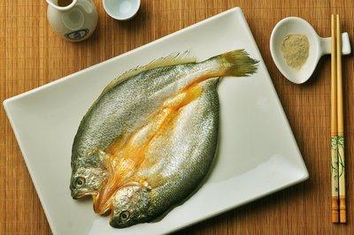 老饕嚴選【黃魚一夜干】