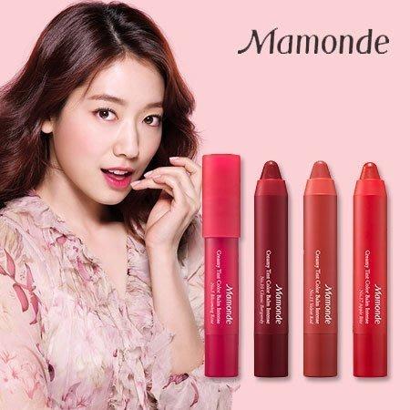 [免稅店代購] Mamonde 蠟筆唇膏 朴信惠 Creamy Tint Color Balm