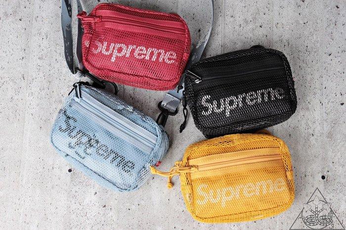【HYDRA】Supreme 48Th Shoulder Bag 網狀 肩背包 小包【SUP428】