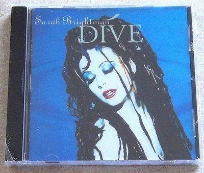 正版CD《莎拉布萊曼》水漾迷情【天籟女神永恆典藏盤】/SARAH BRIGHTMAN Dive全新未拆