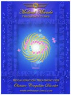[心靈之音]#260強迫症治療Obsessive-Compulsiv Cure-醫學奇蹟模版能量催化圖-原裝進口中文說明