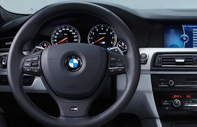 BMW F06 F07 GT F10 F11 F12 M  Steering Wheel 換檔撥片方向盤