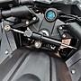 摩托車改裝通用 鈦尺支架 MT-07 鈦尺碼 阻尼器 防甩頭鈦尺碼 MT07  #小兄弟&雜貨鋪#