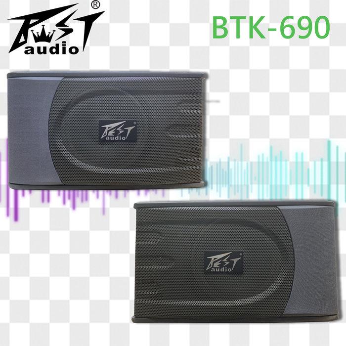 「小巫的店」實體店面*(BTK-690) 沙龍喇叭~10吋低音單體具有超強低頻震撼力