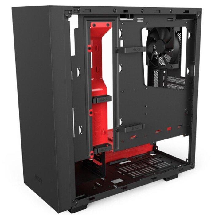 【免運】NZXT S340 Elite中塔電腦游戲機箱臺式機鋼化玻璃側透明水冷機箱