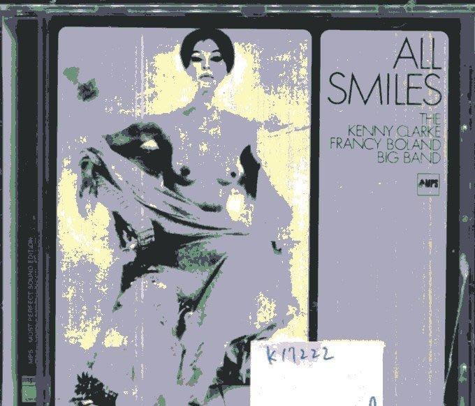 *真音樂* ALL SMILES / THE KENNY CLARKE 全新 K17222
