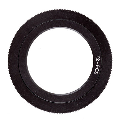 相機配件 相機零件 T2-EOS M42*0.75-CANON EF 望遠鏡頭轉佳能機身 單反望遠鏡轉接環 台北市