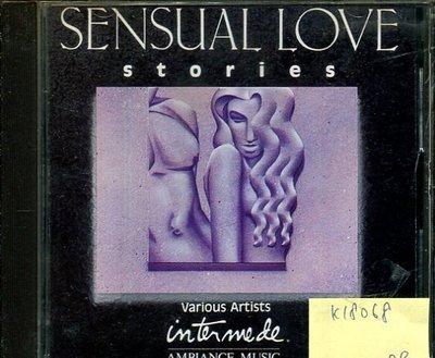 *真音樂* SENSUAL LOVE / STORIES 二手 K18068