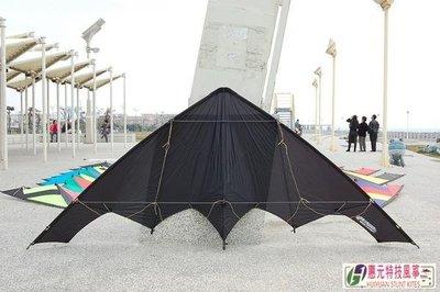 ☆°∴惠元特技風箏 °∴☆-B2轟炸機(不隱形 顯眼出眾) 全球獨賣 sport kite stunt kite