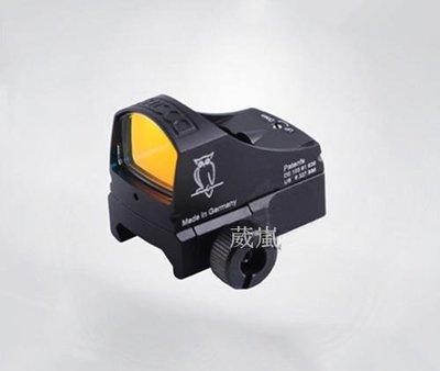 [01] 貓頭鷹 SightC 迷你 內紅點(LED 紅外線 外紅點 激光 快瞄 定標器 狙擊鏡 瞄準鏡 紅雷射 綠雷射