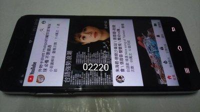 鴻海M530手機,富可視,二手手機,中古手機,手機空機~鴻海手機~5.5吋支援4G八核心處理器型號inFocus M530 台南市