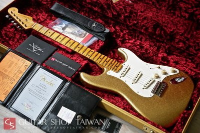 限定版2019 Fender C/S NAMM LTD Custom 50's Stratocaster Relic