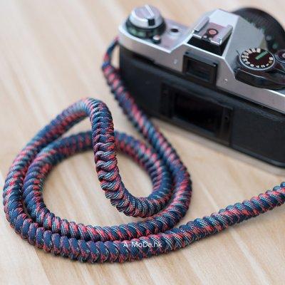 手工編織高強度尼龍繩相機帶 camera Strap