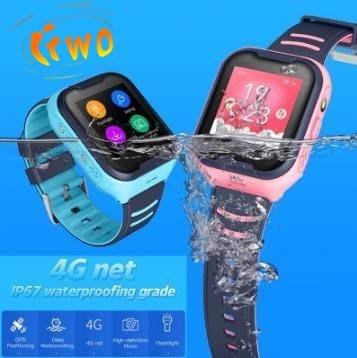 itwo  gps 繁體中文 4G兒童Wifi whatsapp 視像電話手錶(多功能追踪定位小朋友智能電話手表kids smart watch)