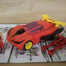 30周年 變形金剛 X 街霸 Street Fighter II x Transformers Ken Hot Rodimus