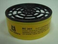 @安全防護@ 藍鷹牌 RC-201 防毒口罩濾塵罐 ( 適用NP-305及NP-306口罩 )