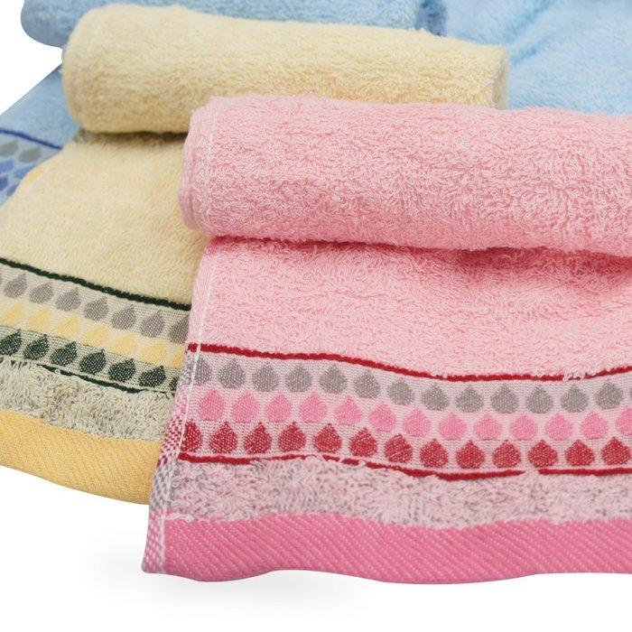 【TELITA】繽紛水滴易擰乾毛巾(超值9條組) 免運