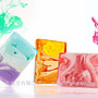 【宇優生技】浪漫繽紛情人最佳放鬆享受,歐洲原裝進口 玫瑰ROSE 天然手工有機橄欖油香氛SPA滋養手工皂