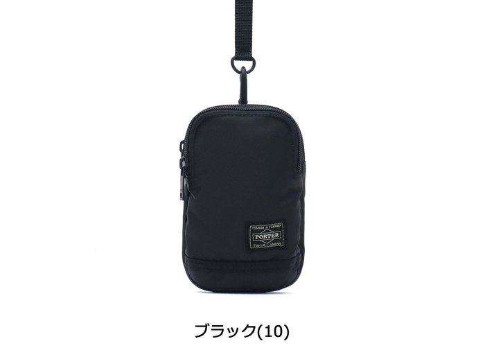 『小胖吉田包』藍色預購 日本 日標 吉田 PORTER FLASH 腰掛包 手機袋◎689-05945◎免運費!