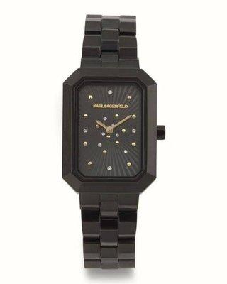 全新 卡爾 KARL LAGERFELD 手錶 價格含郵 附原廠盒 說明書 現貨一只 KL6101
