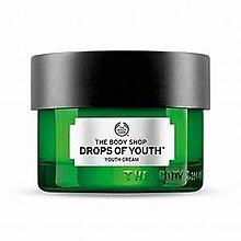 四折2020年1月推出The body shop Drops of Youth Youth Cream 植物幹細胞活肌面霜