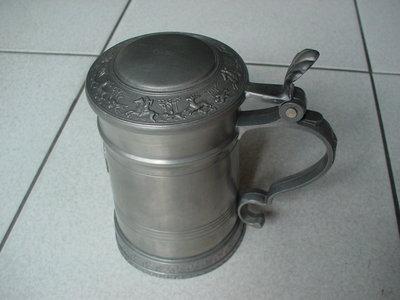 德國REIN ZINN 95% Germany古董錫杯,錫杯品相超優,保存完美,值得珍藏【A188】