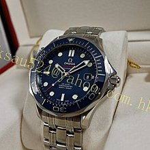 OMEGA SEAMASTER PROFESSIONAL300M JAMES BOND CERAMIC BEZEL (1)