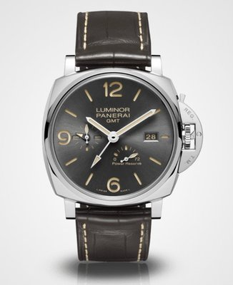 PANERAI 沛納海 Luminor Due PAM00944 Pam944 黑面 45MM 最新日期 預訂
