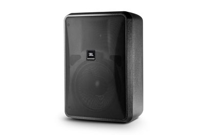 新款JBL Control 28-1八吋戶內外120-240瓦大出力多種輸出專業喇叭(公司貨)黑色/一對