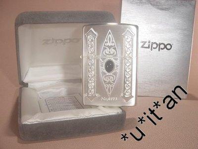日本版ZiPPO 打火機 JZ32250 (D)智慧寶石 (限量版)