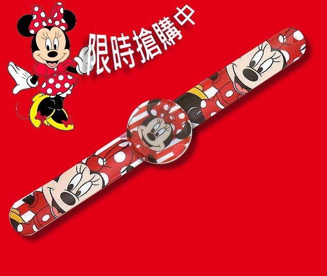 【 金王記拍寶網 】B008 LED果凍觸控錶 兒童錶 流行可愛迪士尼米妮 / 卡通 / 男婊 / 女錶 限價搶購 ~