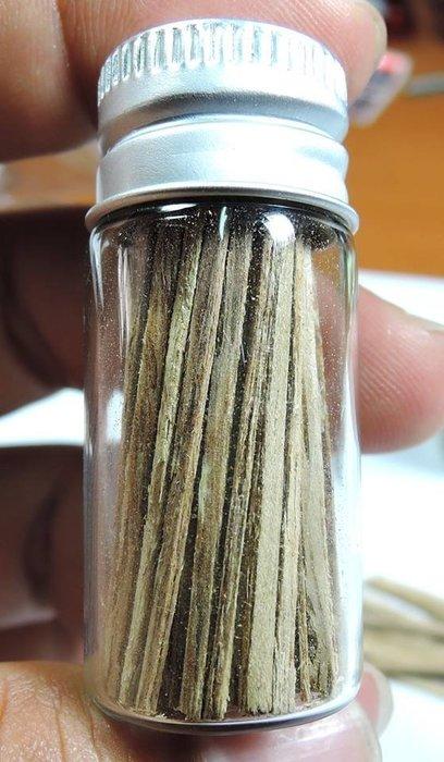促銷中 W6R1越南A+的沉香片.熏香.煎香.煙絲 煙針.一瓶約2g裝
